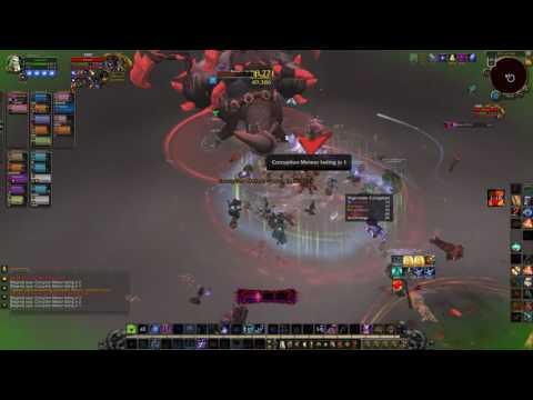 Emerald Nightmare: Xavius - Nightmare Lord - Live Servers