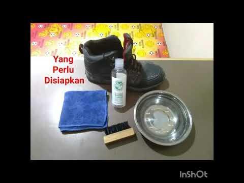 Tips Mencuci Sepatu Boots Dengan Benar - Osishoescare