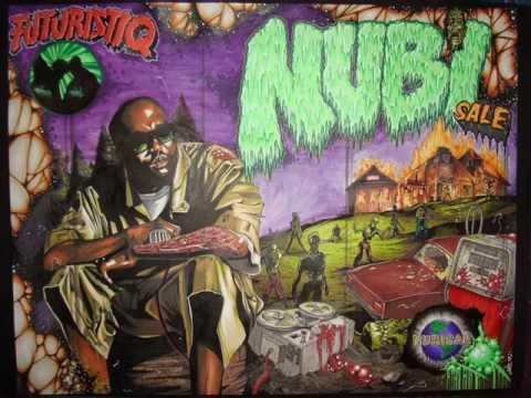 Nubi - Legendaire CDQ