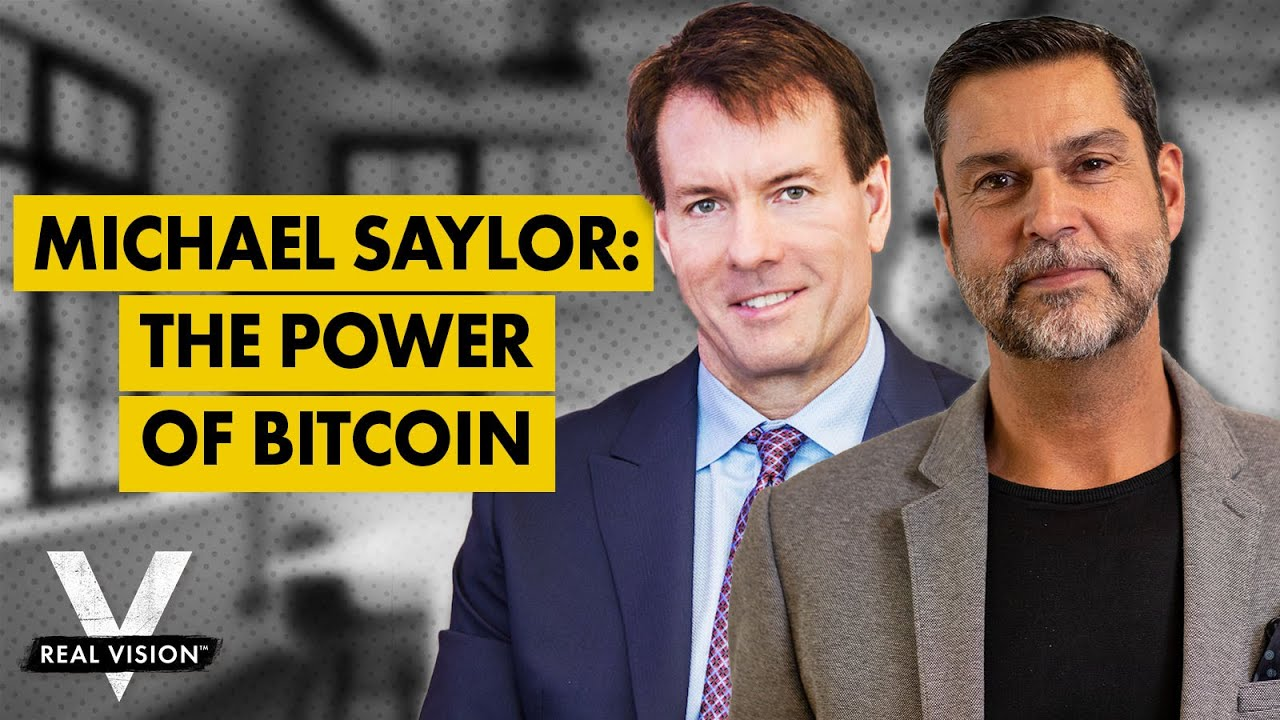 Download Bitcoin Infiltrates Corporate America (w/ Michael Saylor and Raoul Pal)