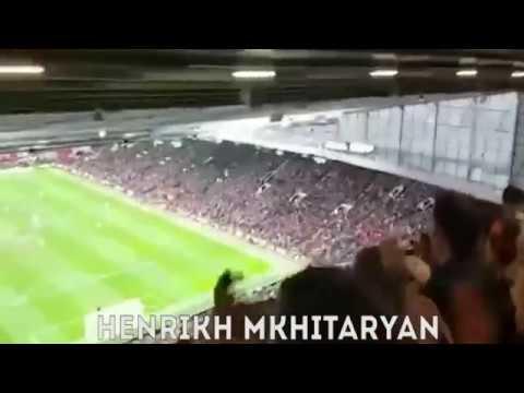 Фан песня про Генриха Мхитаряна - Fan Song About Henry Mkhitaryan