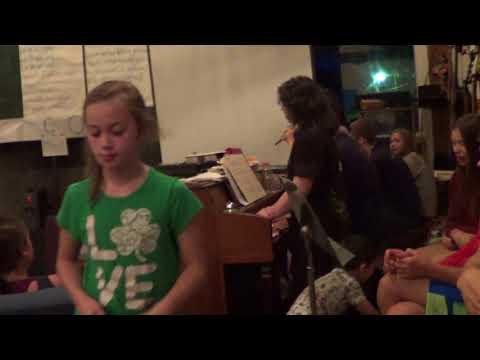 Family Guggenheim 2017 Session 1 Variety Show #7