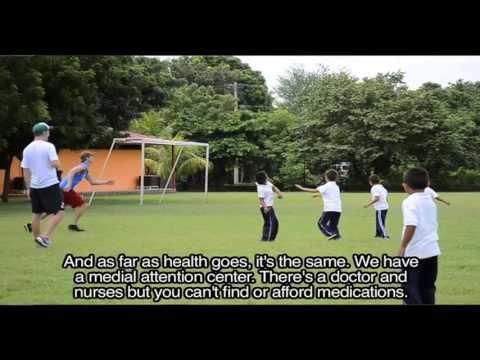 Perdido en Nicaragua: Inspiring Youth Through Ultimate