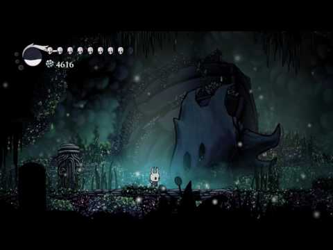 Hollow Knight Ambience - Greenpath (Action) + Ambience