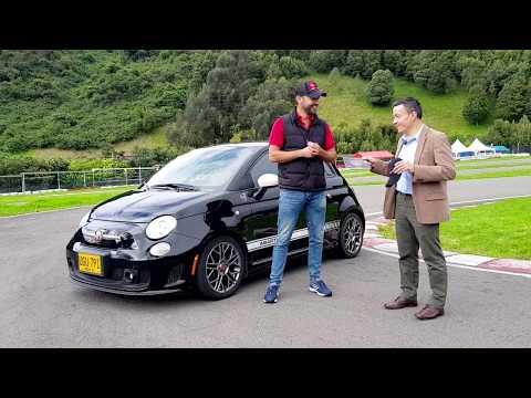 Fiat 500 abart en Vive Tu Auto con Juan Pablo Obregón