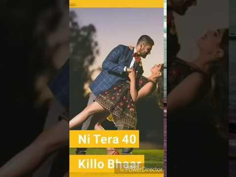 Tera 40 Kilo Bharr | Yaar Glassy 2 | Bhinda Aujla Feat. Bobby Layal | Full Whatsapp Status