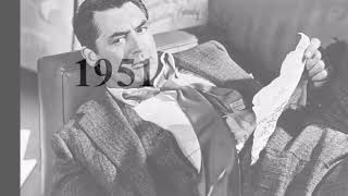 Cary Grant - From Baby to 82 Year Old
