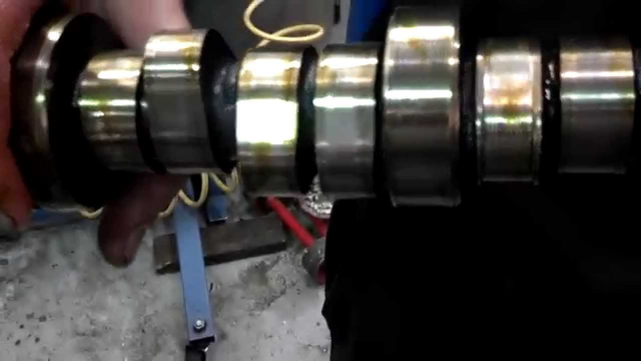 09 Dodge Durango Camshaft Wear Youtube