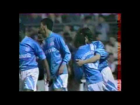Abedi Pele Wonder Goal - One of the Greatest Goals in Marseille History