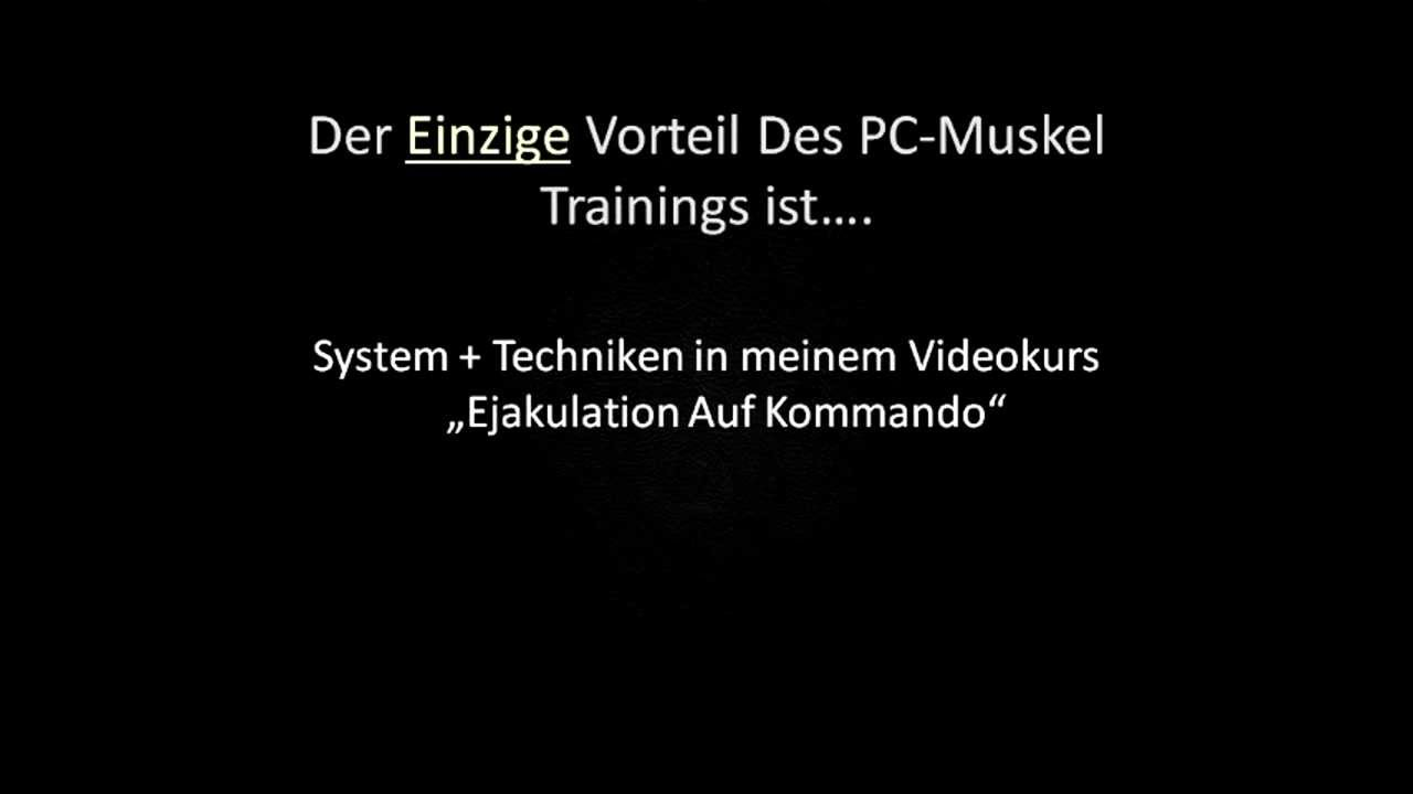 Muskel Training Pc Muskel Training Anleitung Der Einzige Vorteil Von Pc Muskel Training Anleitung