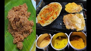 Night street foods of Trichy - 9pm to 12am - Trichy food Walk - MSF