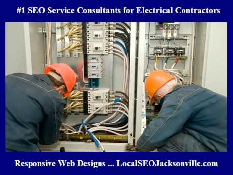 #1 SEO Services Consultant for Electricians & Electrical Contractors in Jacksonville FL