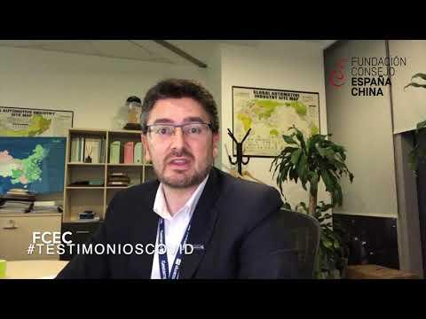 #TESTIMONIOSCOVID   Cándido González, Vicepresidente de Ingeniería de Gestamp en Asia