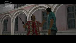 GTA Vice City - Walkthrough - Mission #16 - The Fastest Boat (HD)
