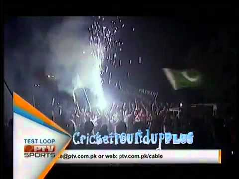 Pakistani Team Song  Boom Boom Maray Kabhi Choka   PTV Sports   YouTube