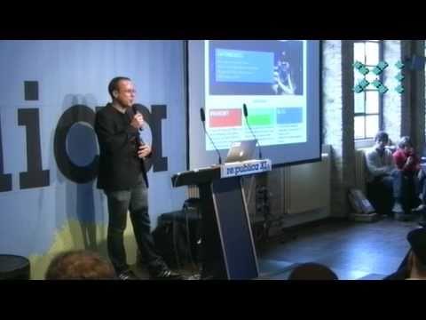 re:publica 2011 - Markus Beckedahl - Die Digitale Gesellschaft erklären on YouTube