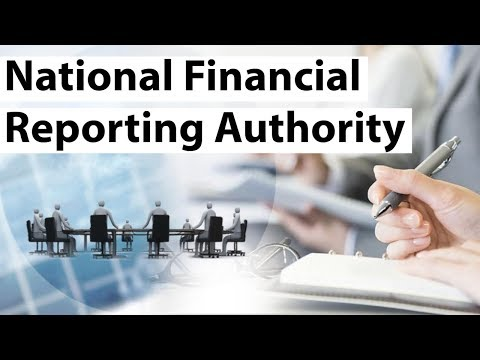 National Financial Reporting Authority (NFRA) - Independent body to audit finance of large companies