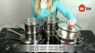 Набор посуды UNIVERSUM VINZER 14 предметов (89032)