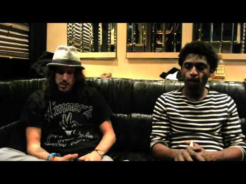 Shwayze and Cisco Interview 2011
