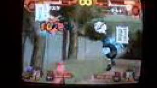 naruto accel 2 sasuke (walter) vs naruto (diego)
