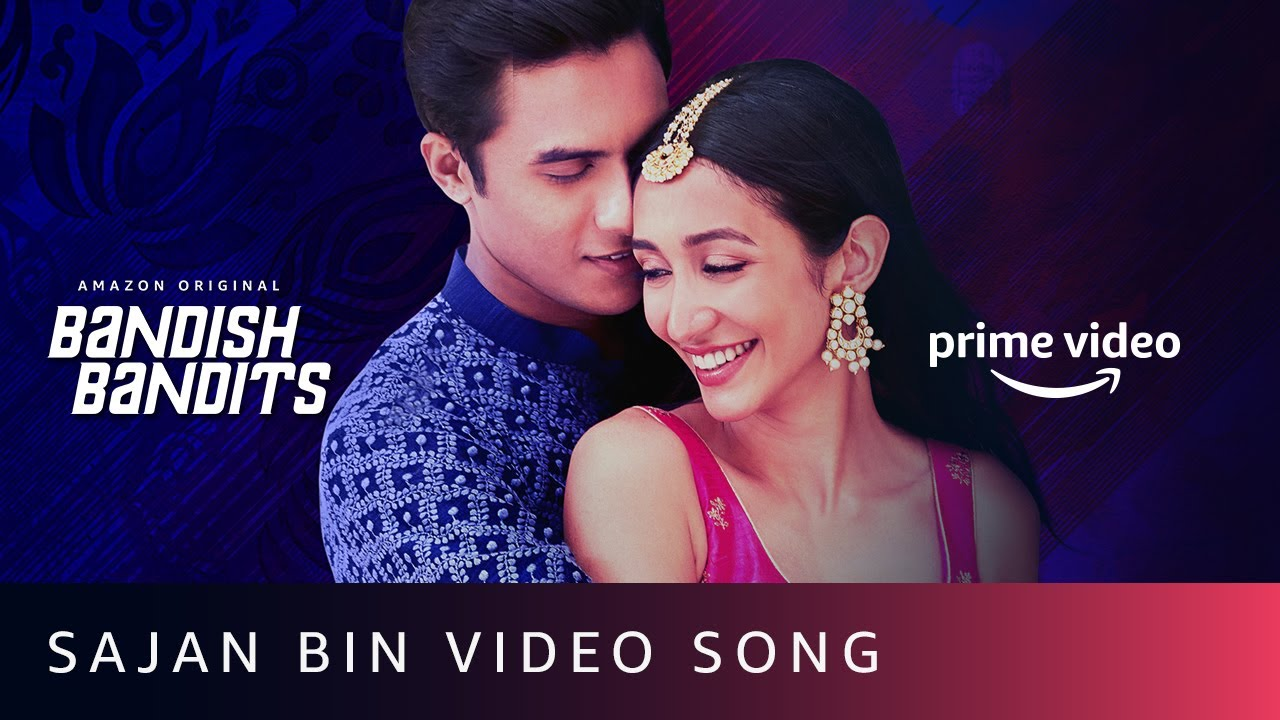 Sajan Bin Lyrics - Bandish Bandits|Shivam Mahadevan, Jonita Gandhi|Selflyrics