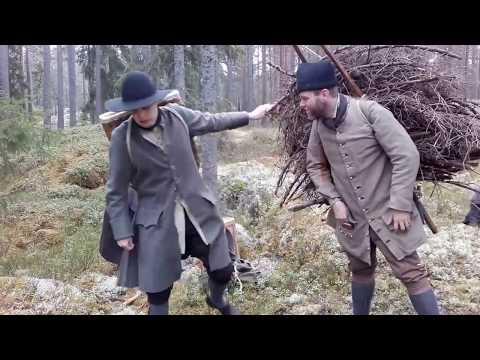Reenacting swedish 18th century