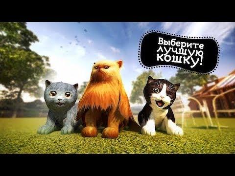 Видео Симулятор котенка онлайн