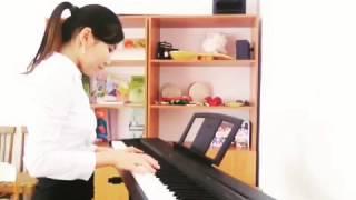 Лестница в небеса пианино