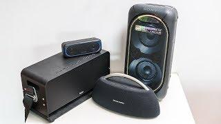 Sony GTK-XB60 - review & sound comparison