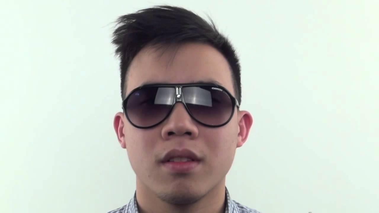 dbe39d5d5e Carrera ENDURANCE/L V4J/JJ Sunglasses - VisionDirect Reviews - YouTube