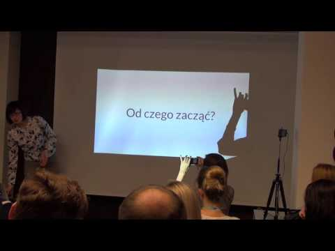 4. Warsztaty Szczecin Aloud - Prelekcja Arleny Witt