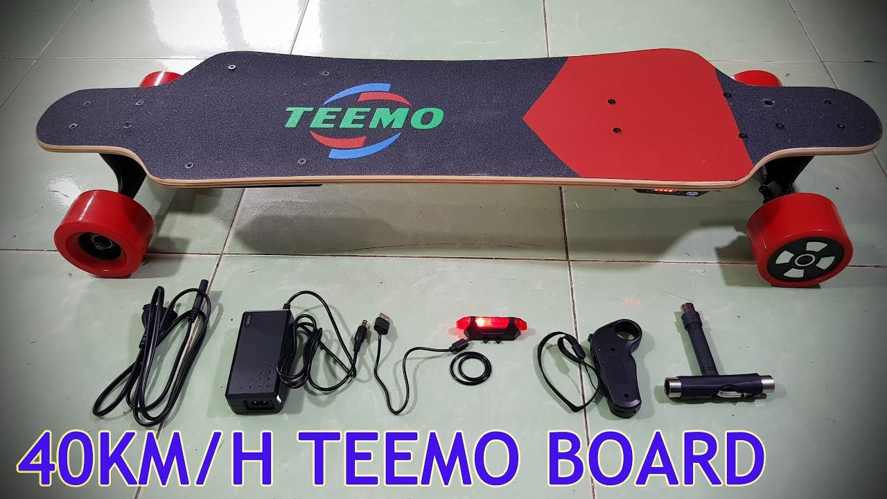 40km H Teemo Board Unboxing Review The Best And Cheapest