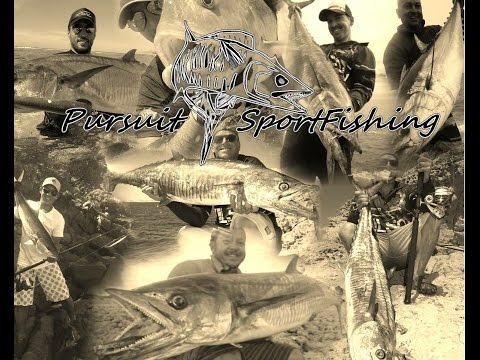 Dirk Hartog Island's Feature video.. landbased sportfishing with Tim Lee..