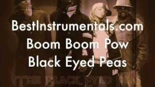 "Hot Instrumental- ""Boom Boom Pow"" by Black Eyed Peas - Free MP3 Download"