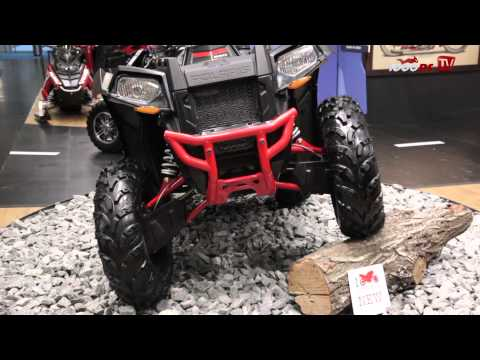 Polaris Scrambler 850 XP ATV Quad mit 77PS!! Foto