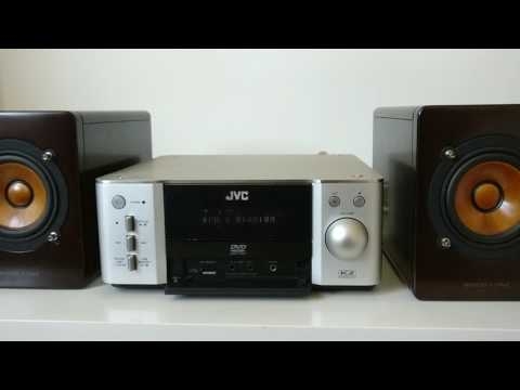 JVC EX-A3 COMPACT COMPONENT SYSTEM