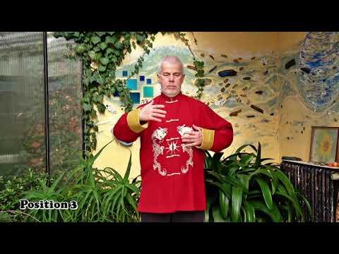 Gastritis Qigong – complete program – 14 min.