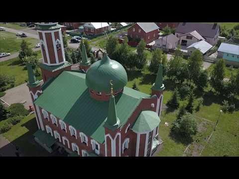 Соборная Мечеть с. Алексеевка Уфимского района .2019г