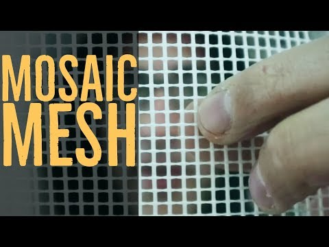 Mosaic Mesh types and why to use it