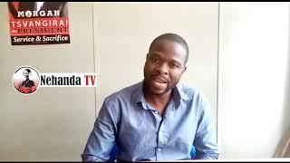 Nelson Chamisa spokesman slams police brutality.... 'Mnangagwa sabotaging #Zimbabwe'