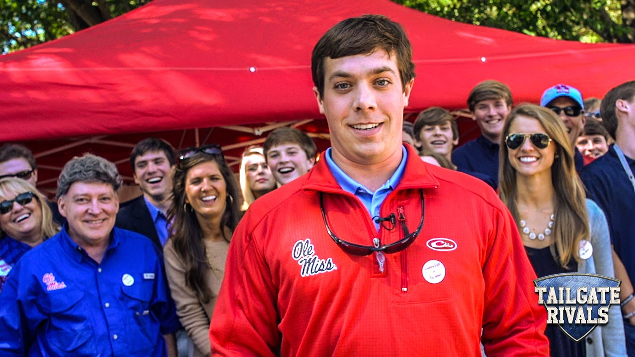 Tailgate rivals season 7 kyle from ole miss youtube arubaitofo Gallery