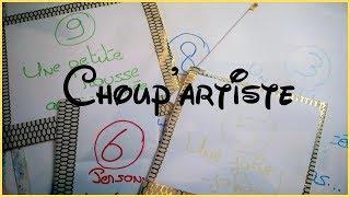 Choup'artiste - Un mélange super réussi !
