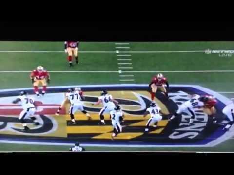 Jeremy Butler Baltimore Ravens first NFL reception