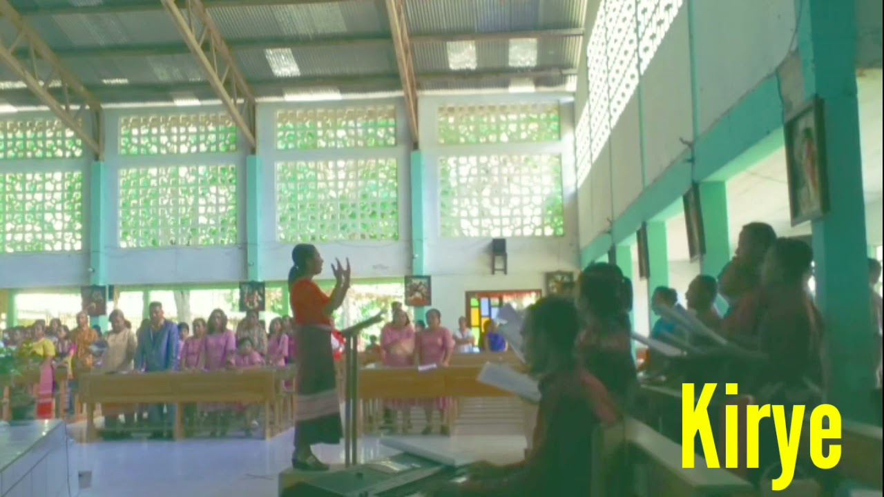 Download Koor St. MARIA FATIMA( pernikahan Dery & Deby