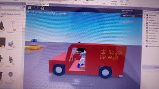 Fun2Learn/Northern Leisure Postman Pat Kiddie Ride In Roblox