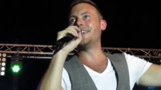 Nathan carter - costa 6th oct 2016 (you can call me al)