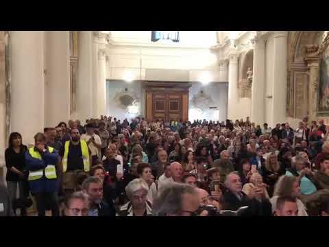 """Salvini A Città Della Pieve: """"M5S Prima Lo Denuncia E Poi Si Allea Col PD"""" (25.09.19)"""