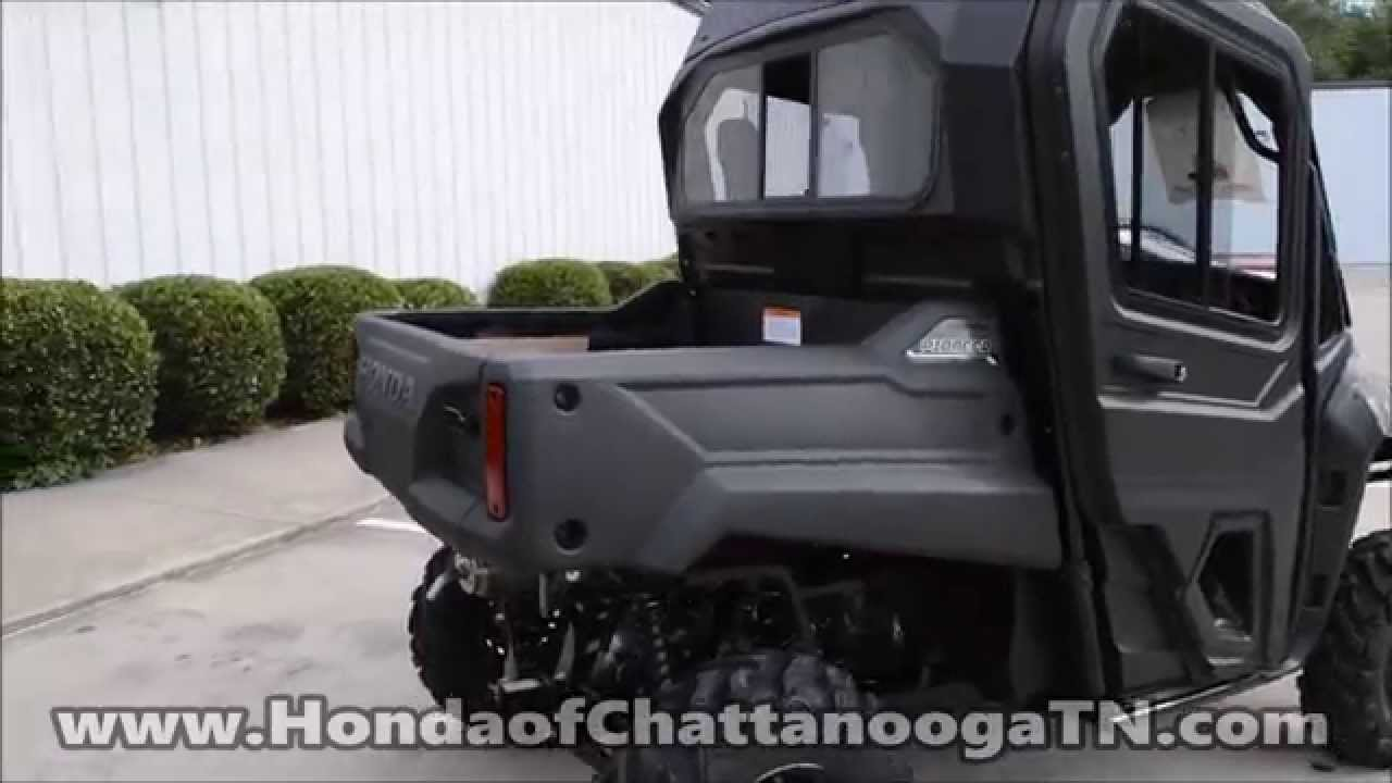 medium resolution of honda pioneer 700 side by side utv accessories honda of chattanooga tn powersports youtube