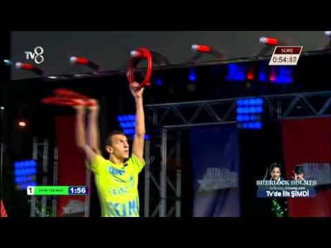 Ninja Warrior Türkiye Furkan Özkan Final