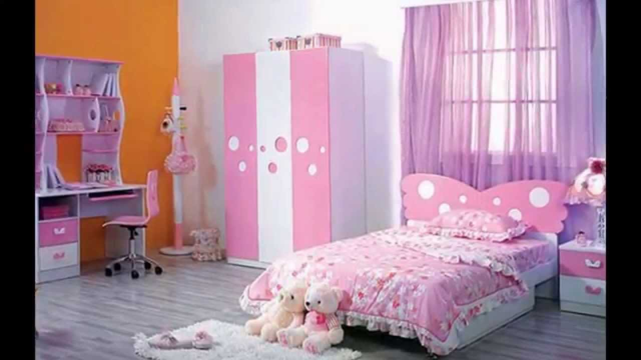 Cheap Kids Bedroom Furniture - YouTube